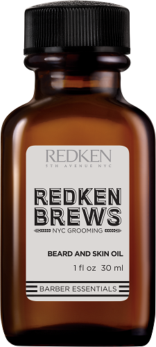 Redken Масло для бороды и кожи лица Brews Beard And Skin Oil