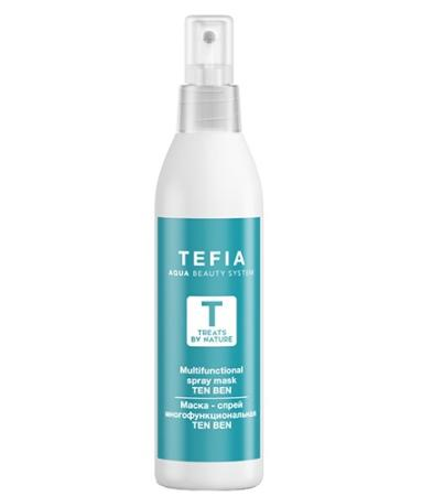 Tefia Treats by Nature Маска-спрей многофункциональная для волос TEN BEN Multifunctional spray-mask