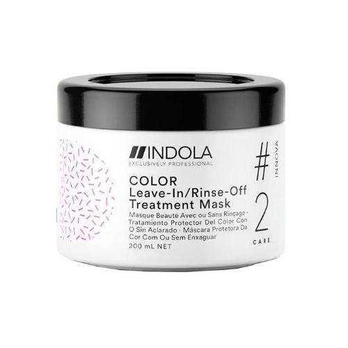 Indola Маска для окрашенных волос Color Leave-In/Rinse-Off Treatment