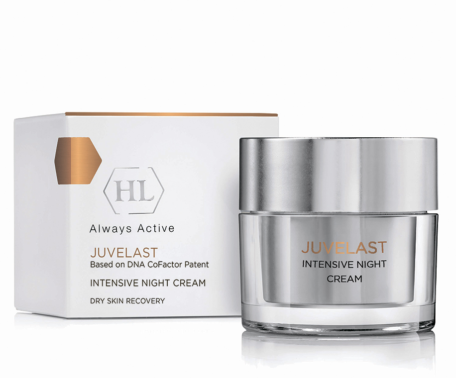 Holy Land Ночной крем для лица Juvelast Intensive Night Cream
